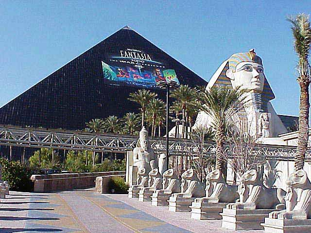 list of vegas casinos